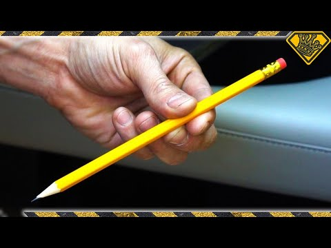 Can You Start A Fire With A Pencil?