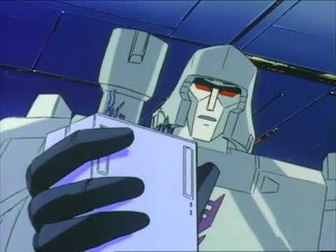 Chris Latta filling in for Peter Cullen as Optimus Prime