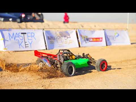2.5k RC sand drag race KUWAIT