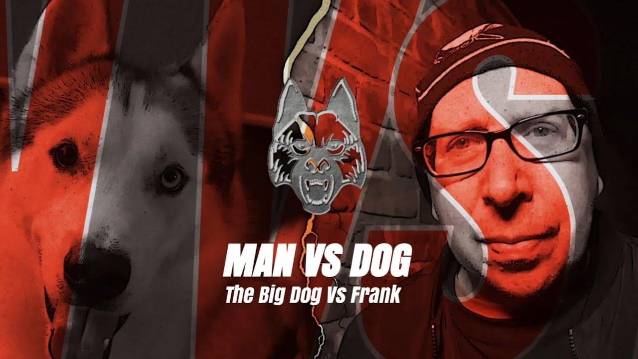 Man Vs Dog: Dog Puzzles