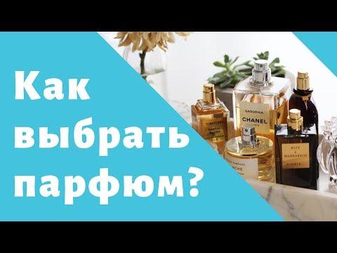 Как выбрать духи. Как выбрать свой аромат