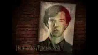 Sherlock (Benedict Cumberbatch) by Natalia Malysheva