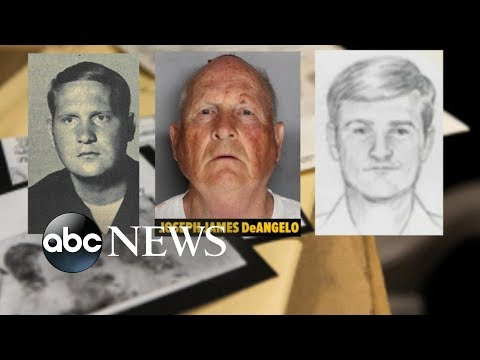 New details on capture of 'Golden State Killer'