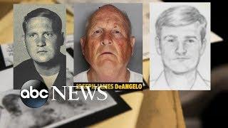 New details on capture of 'Golden State Killer'