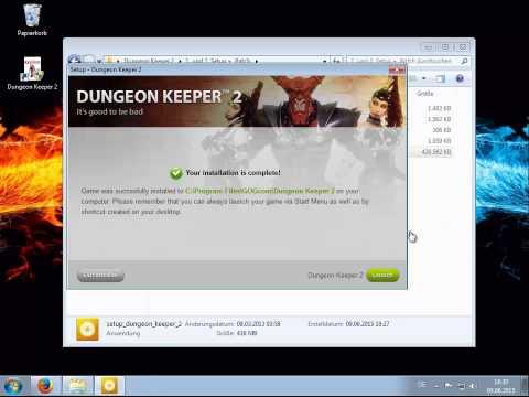 dungeon keeper 2 free  full version deutsch