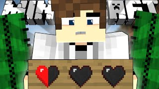 if everyone only had half a heart minecraft