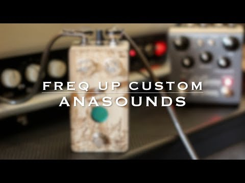 Anasounds Freq Up Custom