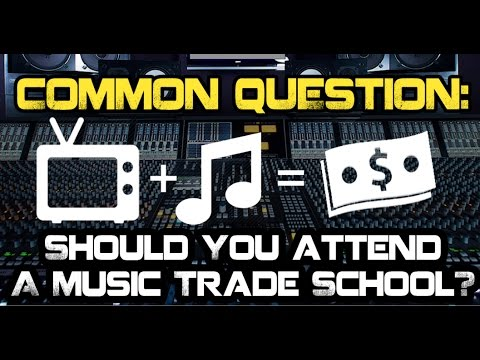 Common Question #3: Are Music Schools Worth It?