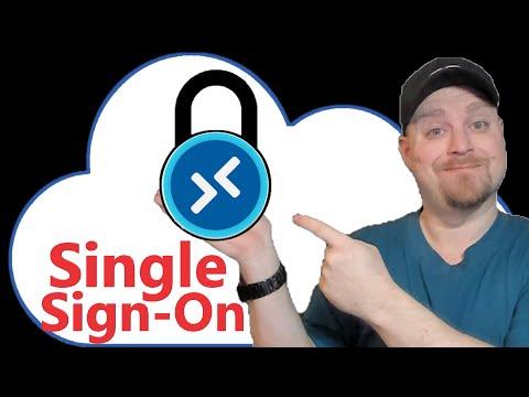 Seamless Single Sign-on