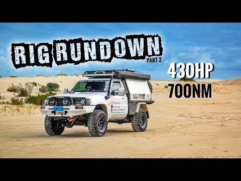 RIG RUNDOWN || The BNB Truck