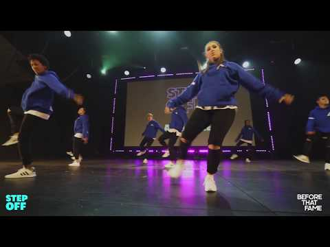 Alliance (FRONT ROW) | Step Off 2018 | Open Division