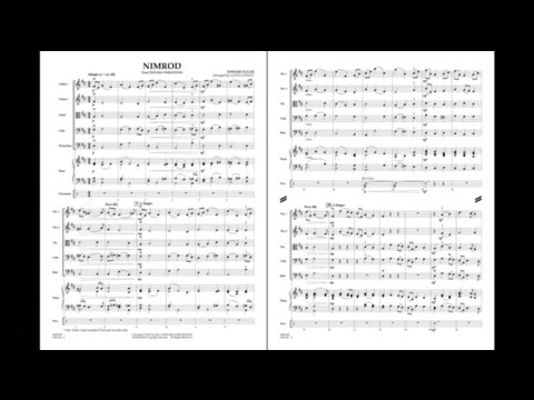 Nimrod (from Enigma Variations) by Edward Elgar/arr. Lloyd Conley