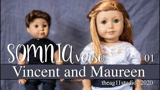 SOMNIAverse   Vincent and Maureen