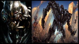 Transformers Movie History: Starscream Origin Story