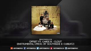 Offset Ft. Cardi B Clout Instrumental Prod. By Southside CuBeatz DL via Hipstrumentals.mp3