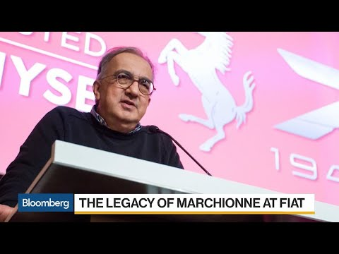 Looking at the Legacy of Sergio Marchionne