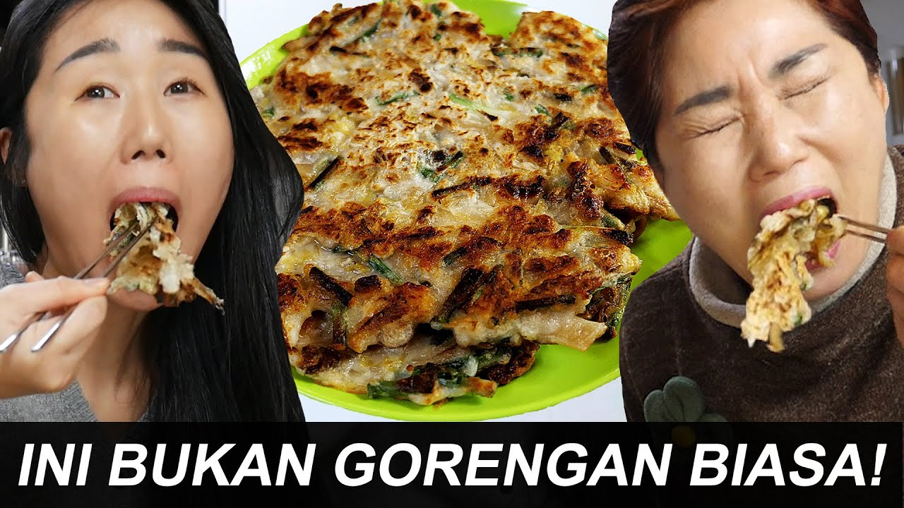 Udah bosan gorengan? Coba membuat bakwan ala Korea ini! #2
