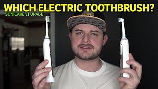 Щітки проти Oral-B, який ви повинні придбати?