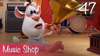 booba music shop episode 47 cartoon for kids