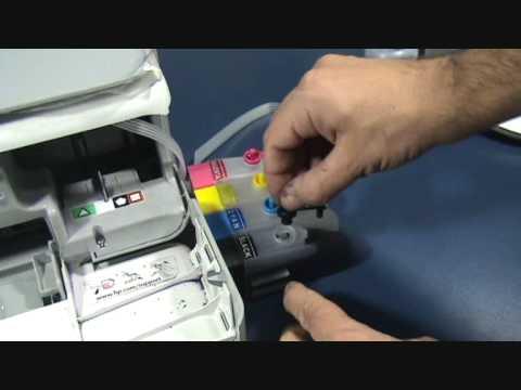 Bulk Ink Para Hp C4280 C4480 C4180 C3180 Etc Guter