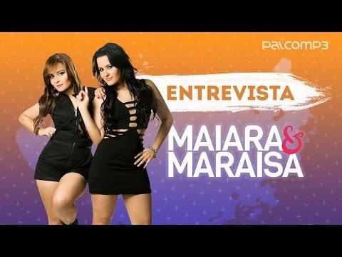 Entrevista Maiara e Maraisa (Gravação do DVD - Ao Vivo Campo Grande/MS)