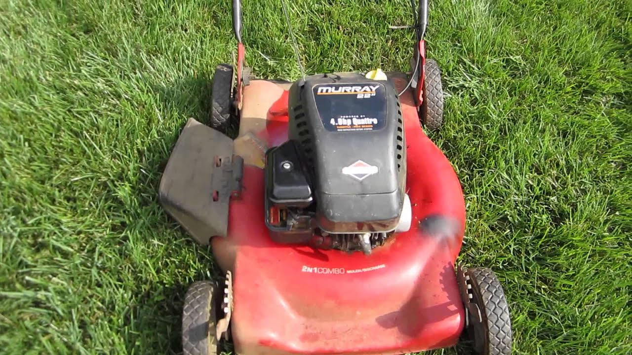Free Murray Lawn Mower No Compression Part I June 4 2017