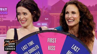 First/Last with Claire Foy & Andie MacDowell