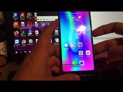 Обход Гугл Аккаунта Honor 10, FRP Account Bypass. Android 9.1. Huawei Honor - COL L29, БЕЗ Компа!!!