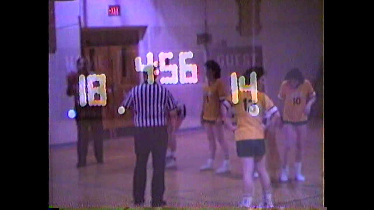 NAC - NCCS Girls  1-25-89
