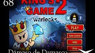 68.Abajo el castillo (King´s Game 2) // Gameplay Español