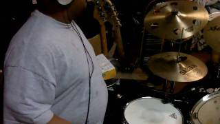 Tye Tribbett & GA - Bless The Lord (Drum Cover)