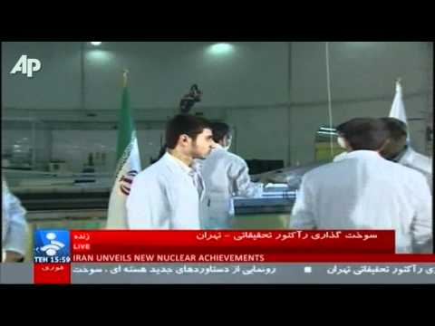 Defiant Iran Loads Own Fuel Rods Into Reactor
