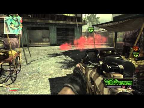 Hybrid Sight Mw3 Mw3 Hybrid Sight Gameplay