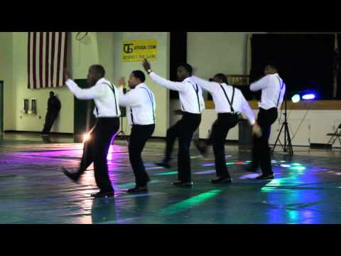 Wilberforce University Homecoming Stroll Off 2015: Alpha Phi Alpha, Round 1