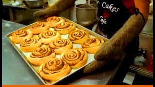 Секреты пекарей и уроки кондитеров ! Одна из трех вещей на которые можно смотреть бесконечно!