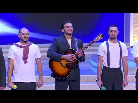 КВН Армянская сборная - 2020 Голосящий КиВиН