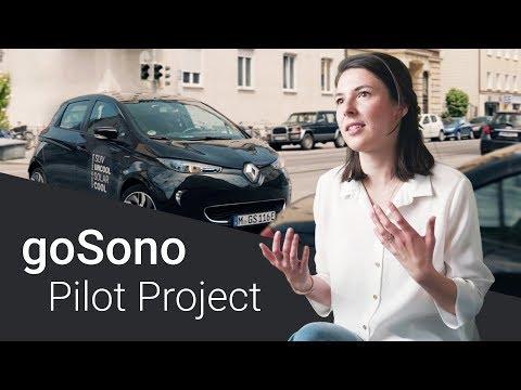 goSono im Test - Erkenntnisse des ersten Pilotprojekts | Sono Motors