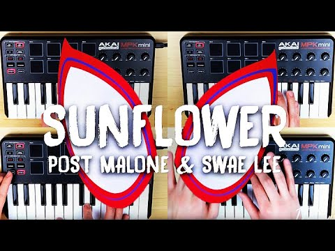 Post Malone, Swae Lee - Sunflower (Tyler Grey Cover) (Spider-Man: Into the Spider-Verse)