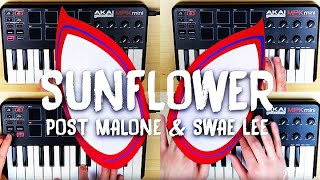 Post Malone, Swae Lee - Sunflower (Cover) (Spider-Man: Into the Spider-Verse)