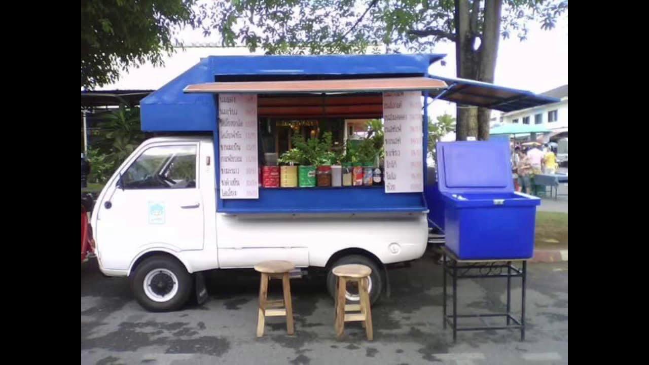 Desain Food Truck Indonesia