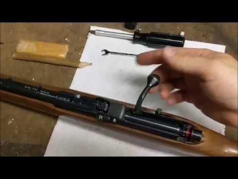 Marlin XT-22 (.22LR) Full Bolt Assembly