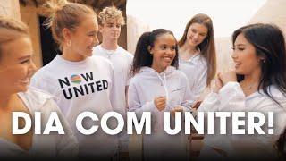 NOW UNITED - Dia Especial Com Fã Brasileira Em Dubai! (LEGENDADO PT-BR)