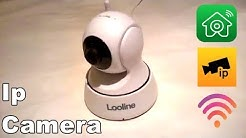 Mini Wifi CCTV Ip Camera Netcam test