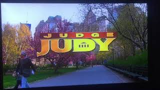 Judge Judy Short Closed Captioning Message