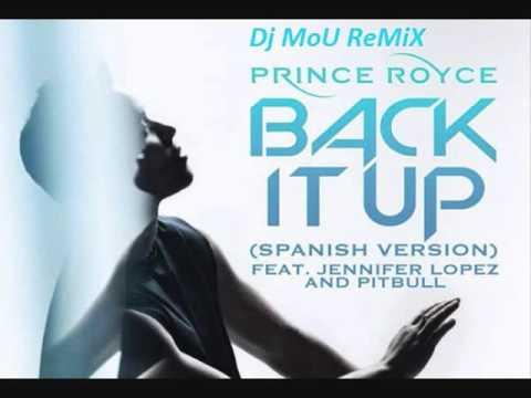 prince royce - back it up remix dj mou