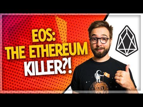 EOS Explained! (Ethereum Developer's Review)