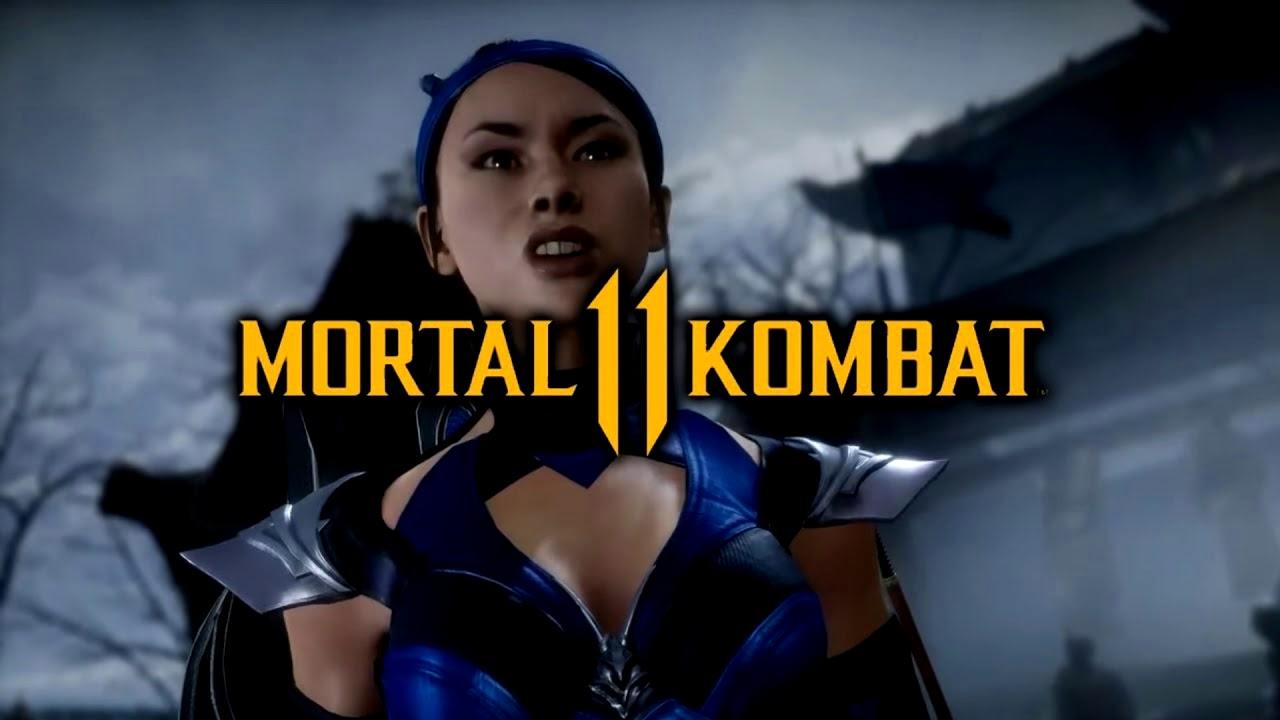 Mortal Kombat 11 Launch Trailer Version Theme - The Immortals Techno  Syndrome Remix
