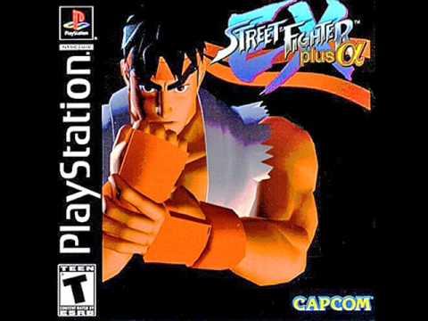 Street Fighter EX Plus Alpha-Precious Heart (Sakura)