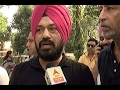 I can't work under a drunkard like Bhagwant Mann; Gurpreet Ghuggi quits AAP