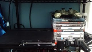 Selling My Entire Ps3 Collection To Gamestop?!